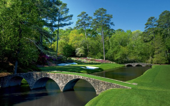 Augusta Nationals Amen Corner
